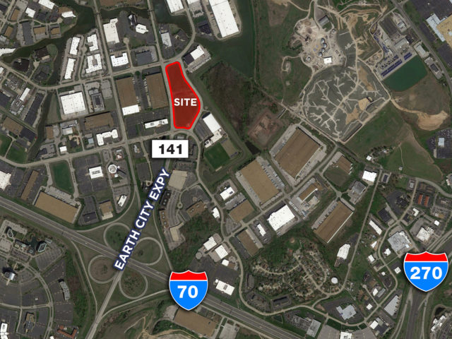3930 Earth City Expressway 13 Acres Web