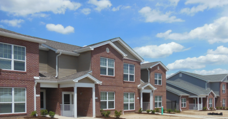 Sansone Group Loretta Hall Townhomes